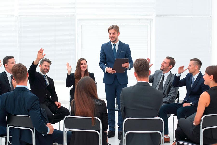 ¿Quieres ser un agente de cambio en tu empresa?