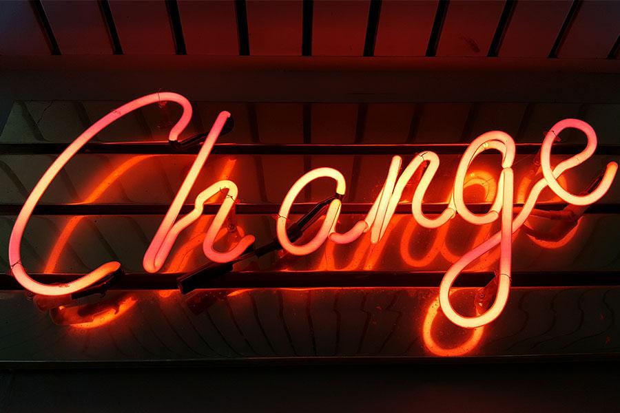Cambios y nuevos propósitos