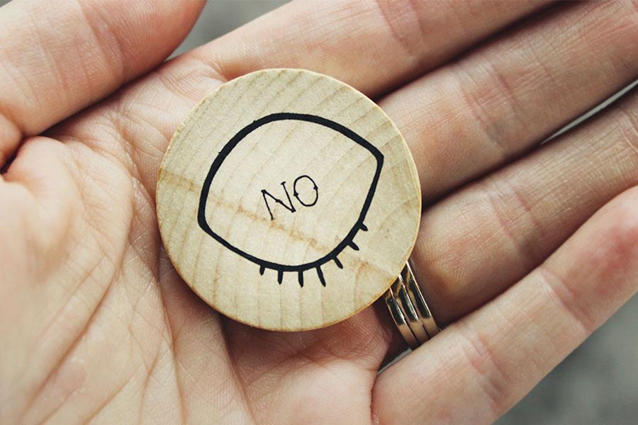 Aprender a decir no